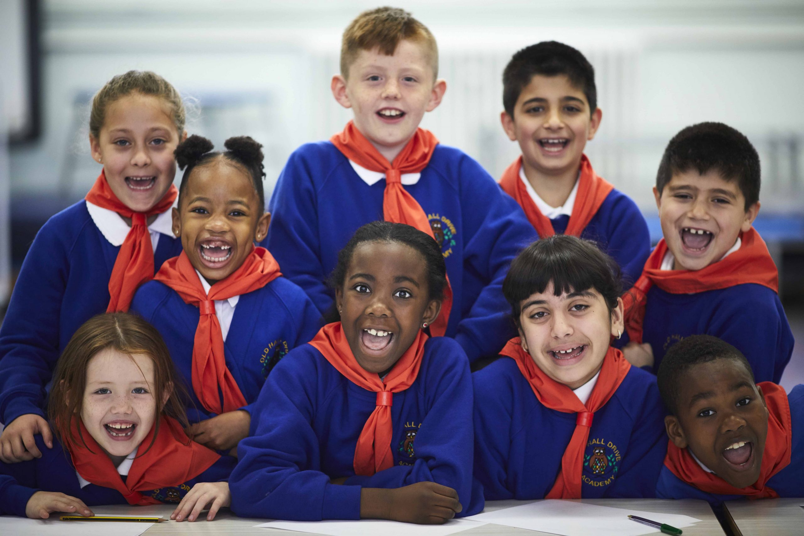 Old Hall Drive Academy | Association for Character Education