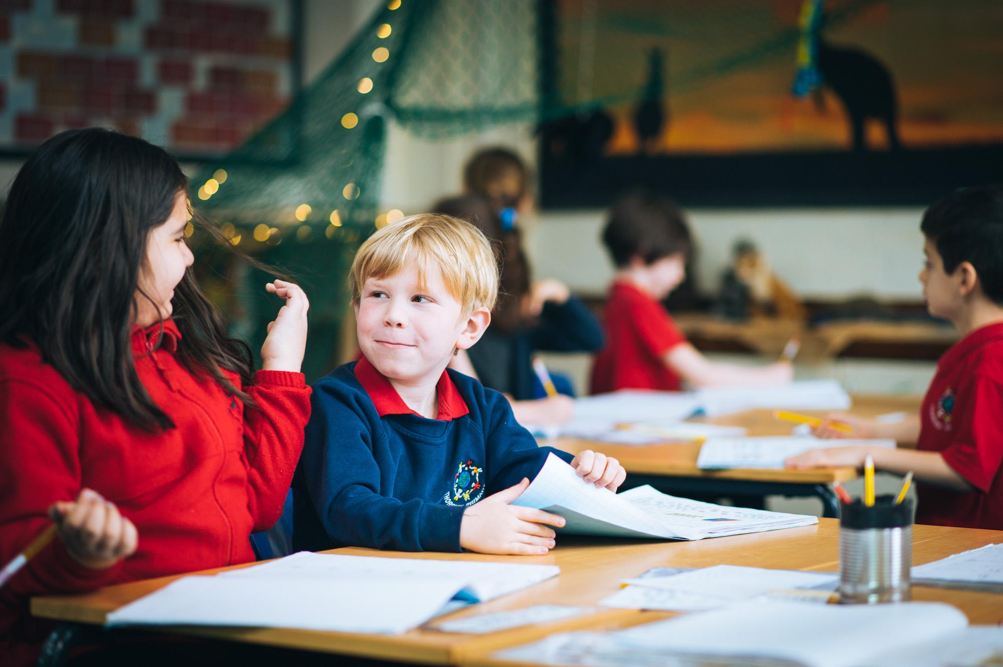 Thoresby Primary School